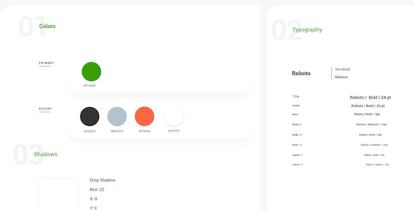 Grox - Grocery Delivery Sketch Template