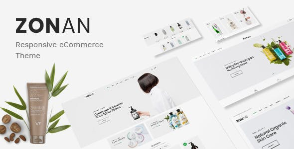 Zonan - Responsive OpenCart Theme (Included Color Swatches)