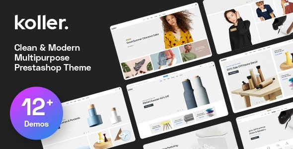Koller - Responsive Prestashop 1.7. Themes - Shopping PrestaShop