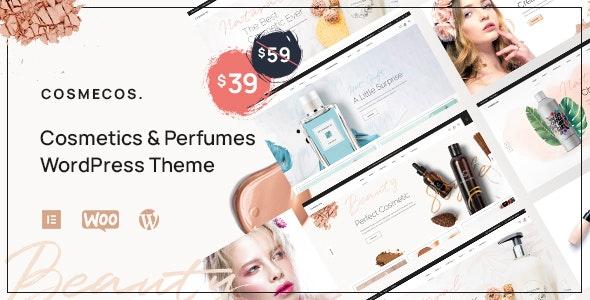 Cosmecos | Cosmetics & Perfumes WordPress Theme - WooCommerce eCommerce