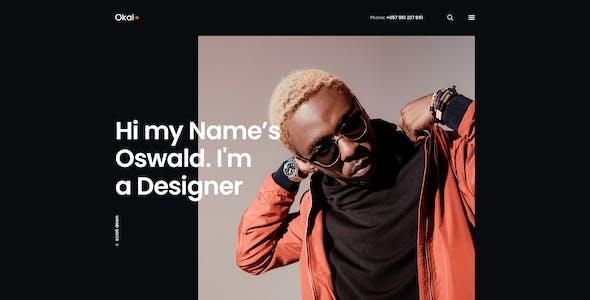 Okai - Multipurpose Creative Agency PSD Template