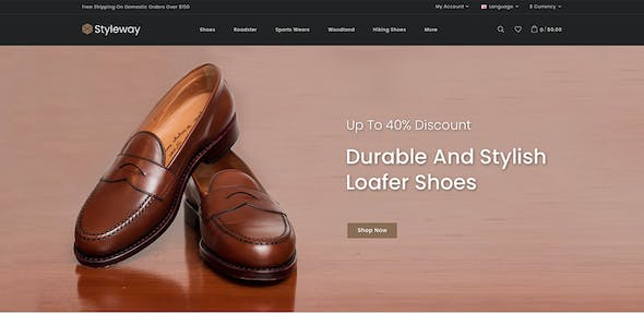 Styleway - Online Fashion OpenCart 3.x Responsive Theme