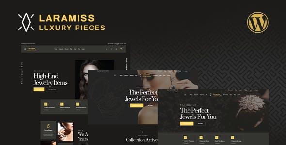 Laramiss   Multipurpose Luxury WordPress Theme