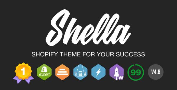 Shella - Multipurpose Shopify Theme. Fast, Clean, and Flexible. - Fashion Shopify