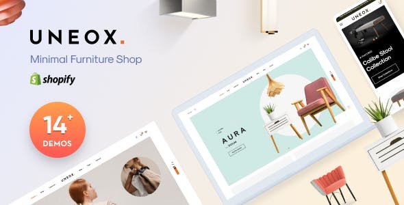 Uneox - Multipurpose Shopify Sections Theme
