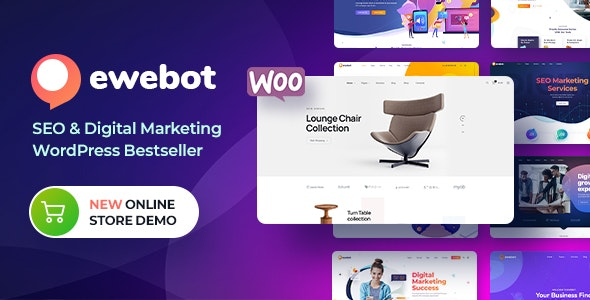 Ewebot v2.3.4 – SEO Digital Marketing Agency