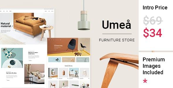 Umeå - Furniture Store
