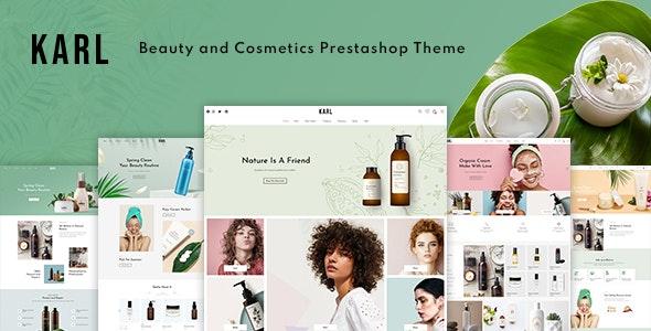 Karl - Beauty & Cosmetics Prestashop 1.7 Theme - Health & Beauty PrestaShop