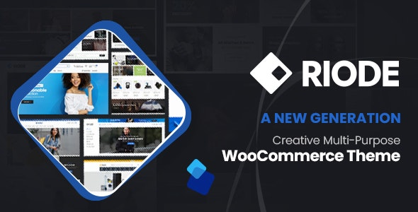 Riode   Multi-Purpose WooCommerce Theme - WooCommerce eCommerce
