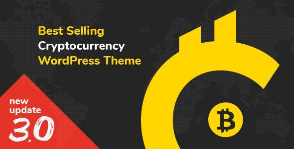 Cryptic - Cryptocurrency WordPress Theme
