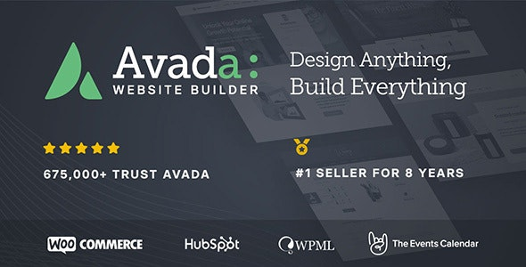 Avada | Website Builder For WordPress & WooCommerce - Business Corporate