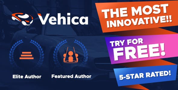 Vehica - Car Dealer & Listing