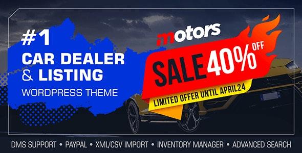 Motors - Car Dealer & Automotive Listing - Directory & Listings Corporate