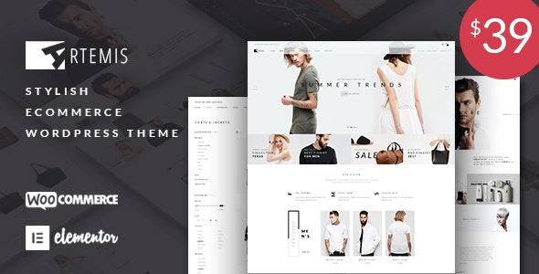 Artemis | Multi-purpose WooCommerce WordPress Theme - WooCommerce eCommerce