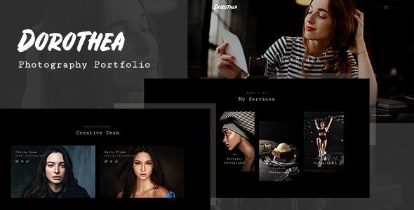Dorothea - Creative Photography Portfolio - Photography Creative