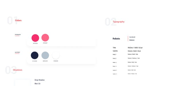 Poxy - Social Messaging Sketch Template