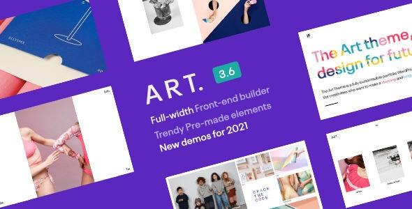 Portfolio ART. - Portfolio Creative