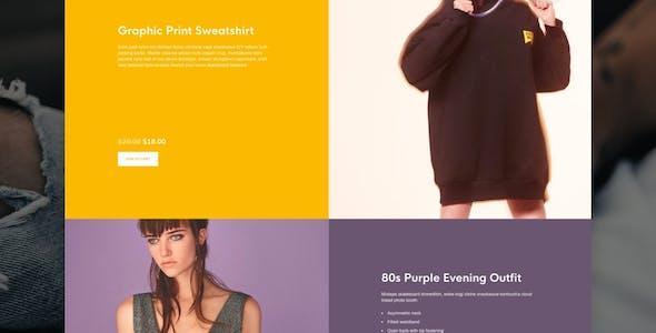 The Retailer - eCommerce WordPress Theme for WooCommerce