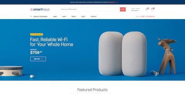 Smarthaus - Smarthome Products WooCommerce Theme