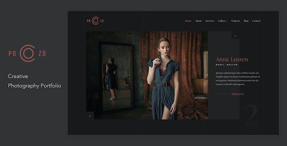 POZO - Photography Portfolio WordPress Theme