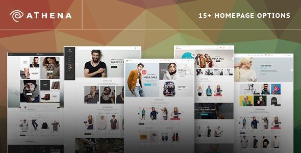 Athene - WooCommerce Responsive Fashion Theme - WooCommerce eCommerce