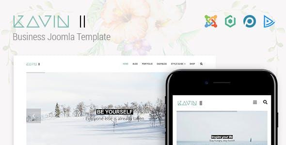 Jollyany | Multi-Purpose Joomla Template