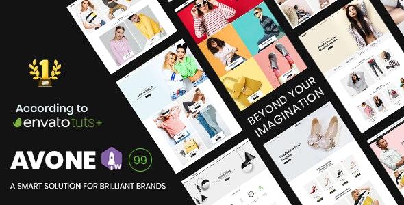Avone - Multipurpose Shopify Theme - Fashion Shopify
