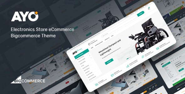 Ayo - Multipurpose Responsive Bigcommerce Theme
