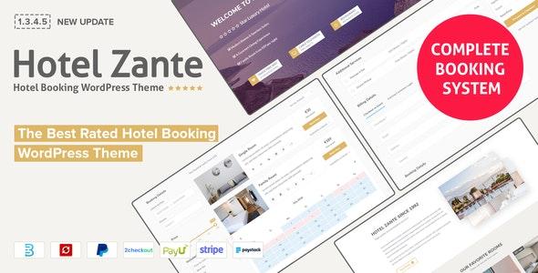 Hotel Zante - Travel Retail