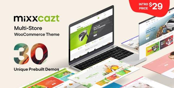 Mixxcazt - Creative Multipurpose WooCommerce Theme