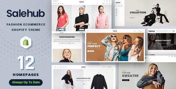 SaleHub - Clothing and Fashion Shopify Theme - Fashion Shopify