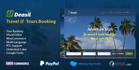 Deasil - Travel and Tour WordPress Theme - Travel Retail