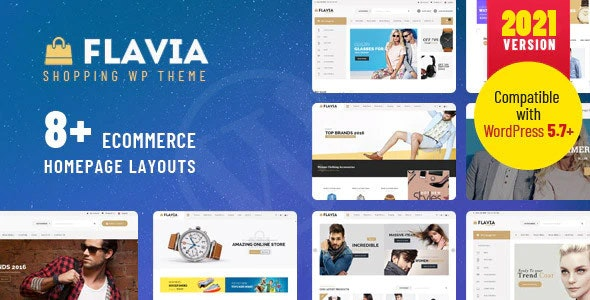 Flavia - Download Responsive WooCommerce WordPress Theme - WooCommerce eCommerce