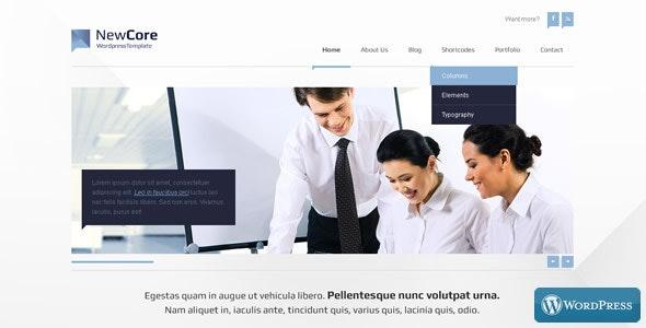 NewCore WordPress Theme  with Flipbook - Blog / Magazine WordPress