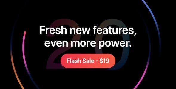 Brisk - Multi-Purpose Elementor WordPress Theme