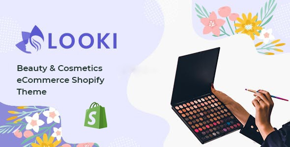 Looki - Beauty & Cosmetics eCommerce Shopify Theme - Health & Beauty Shopify