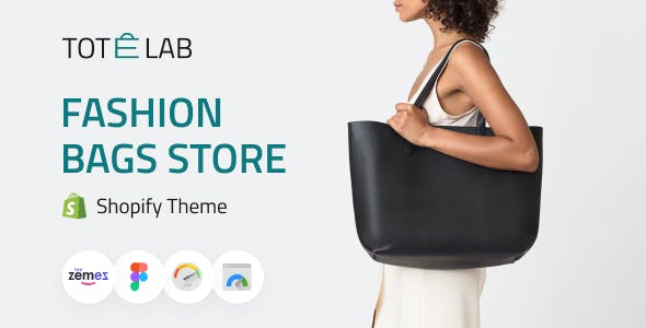 Tote Lab - Fashion Bags Store Shopify Theme