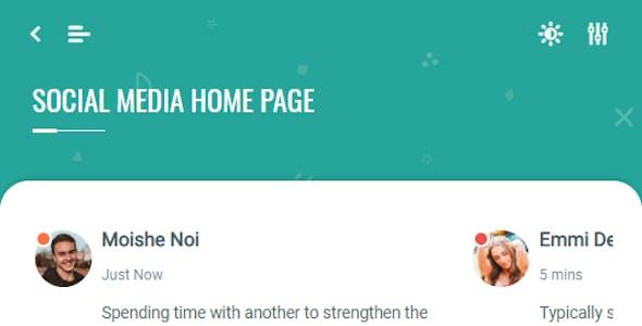 Odis: PWA Mobile App (Progressive Web App)