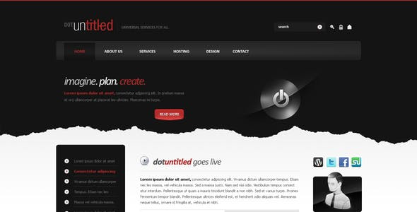 dotUntitled - Unique Corporate Company
