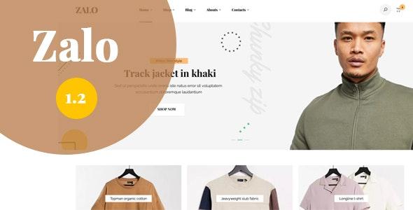 Zalo fashion - WooCommerce theme - WooCommerce eCommerce