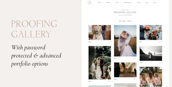 Artale | Wedding Photography WordPress