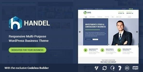 Handel - Consulting WordPress