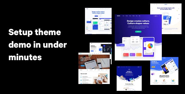 Starto | Saas Software Startup WordPress