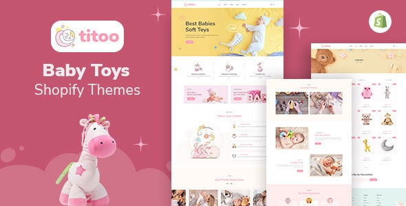 Titoo | Shopify Kids Store - Shopping Shopify