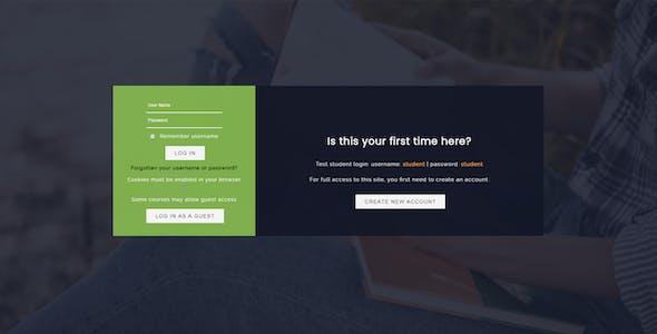 Alanta - Responsive Premium Moodle Theme, based on Bootstrap 4