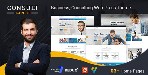 Consult Expert - Consulting