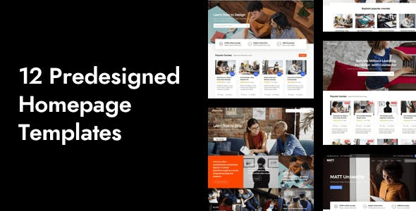 Coursector | LMS Education WordPress