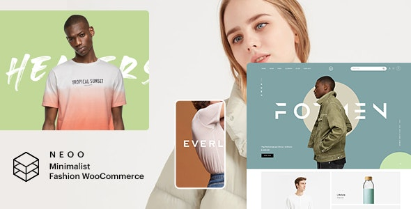 Neoo - Flexible WooCommerce theme - WooCommerce eCommerce