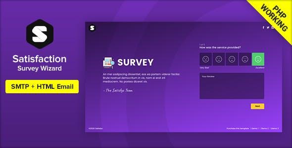 Satisfyc - Satisfaction Survey Form Wizard
