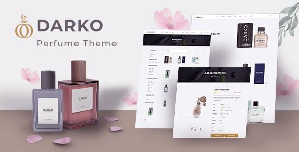 Darko - Perfume Store Shopify Theme